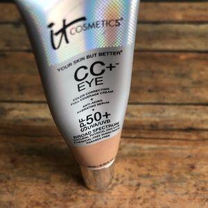 it cosmetic | CC+ Eye 50 SPF | Tan